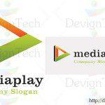 Media play free logo