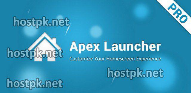 Apex Launcher Pro v3.0.0 Beta 4 Apk Free
