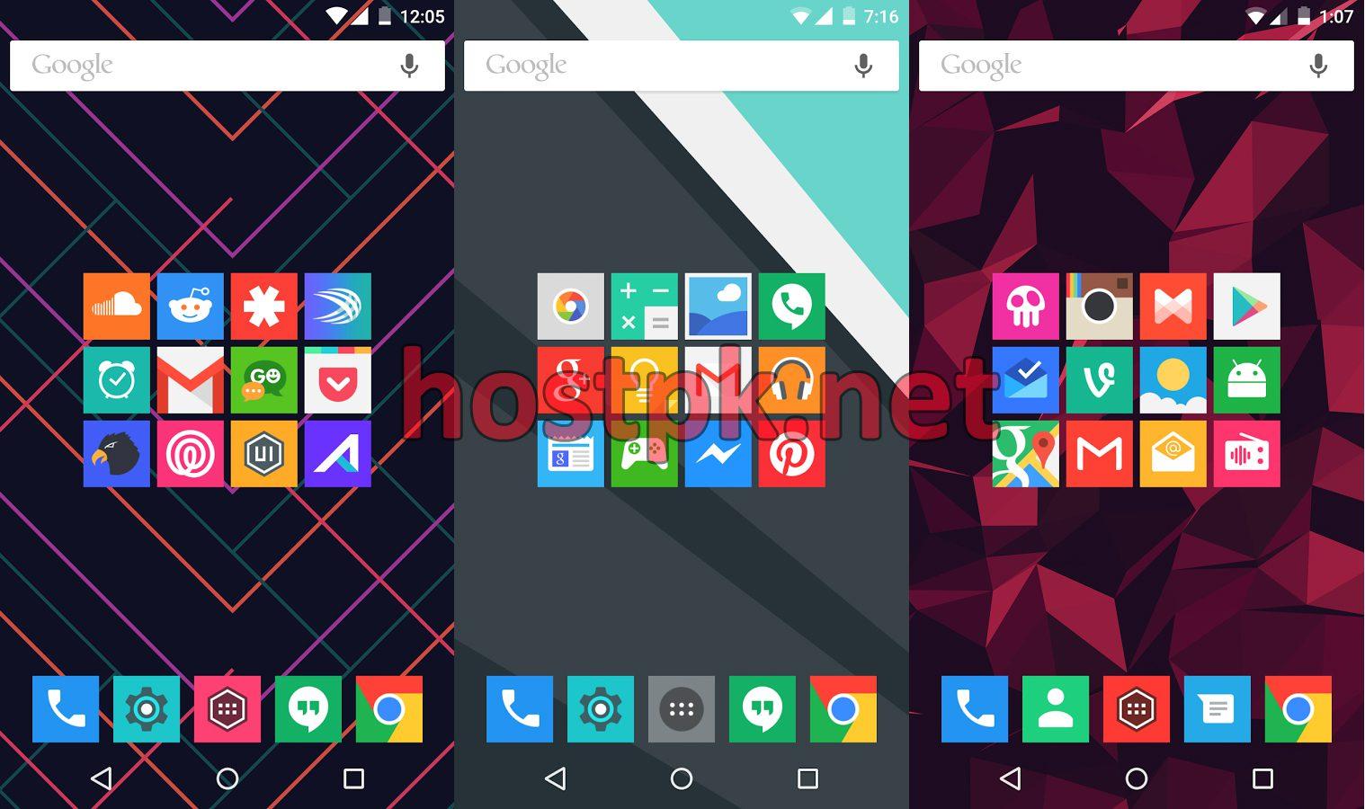 Minimal UI Icon Pack APK