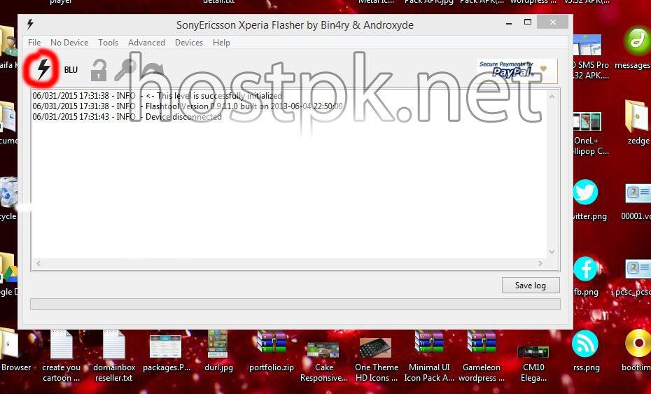 CyanogenMod 11Kitkat Rom for Xperia Arc S1