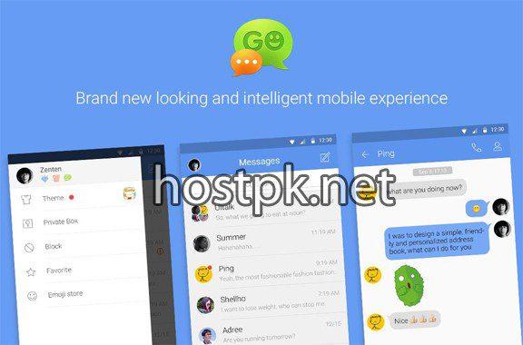 GO SMS Pro v5.32 APK