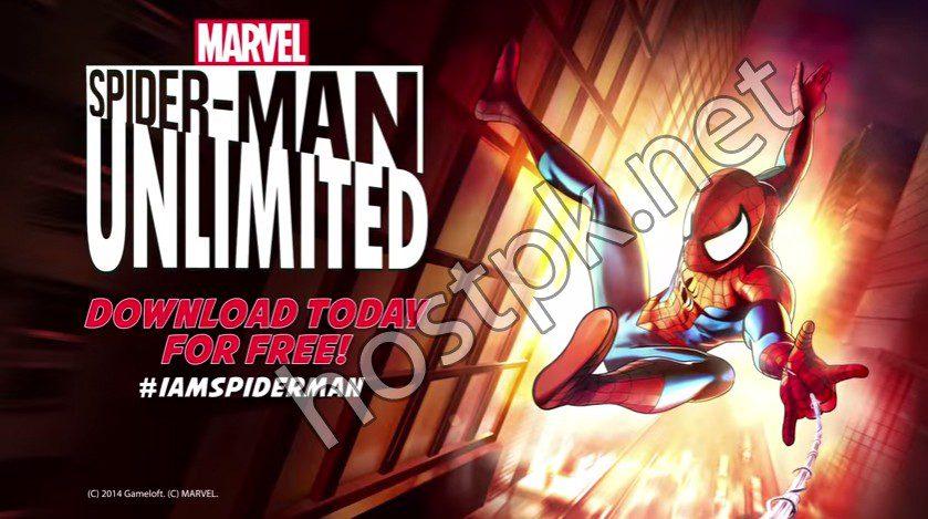 Spider Man Unlimited v1.2.0 MOD APK