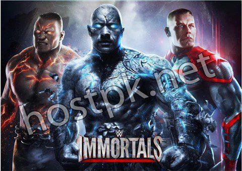 WWE Immortals v1.0.0 MOD Unlimited Money APK