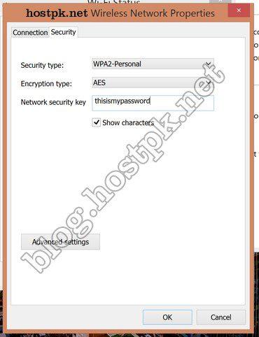 wireless-password