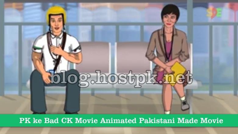 PK ke Bad CK Movie Animated Pakistani Made Movie
