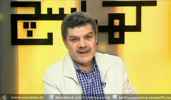 Umar Sharif exposes indian culture