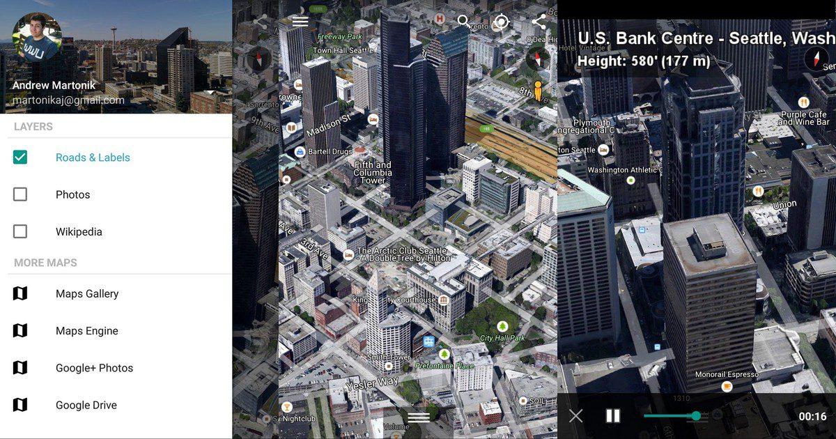 google-earth-screens
