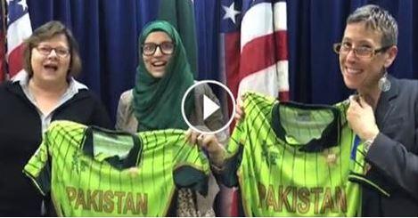 Aussies and Americans raise Pakistan slogans – Video