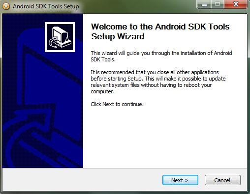 android-4.1-sdk-setup