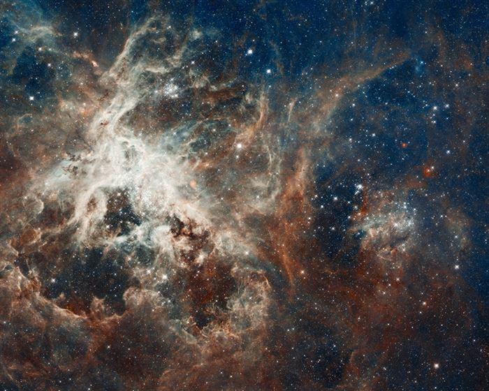 via Hubble