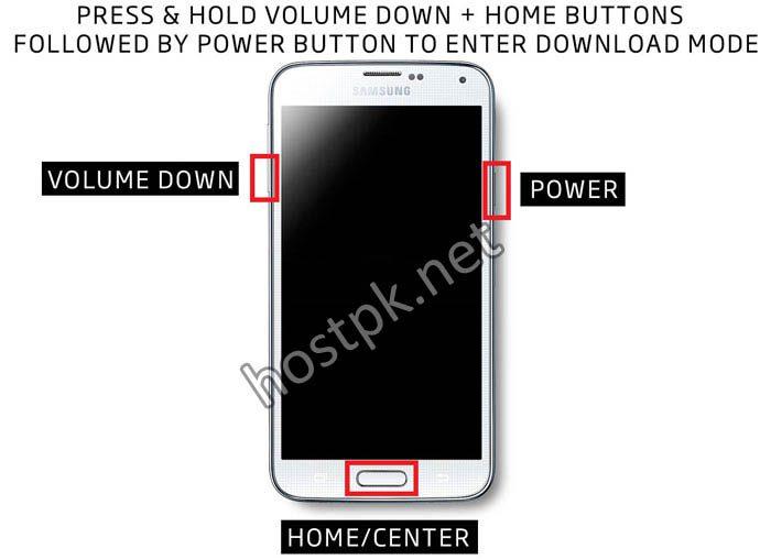 download-mode-samsung