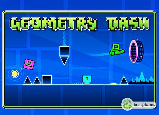 Geometry Dash v1.93 Apk