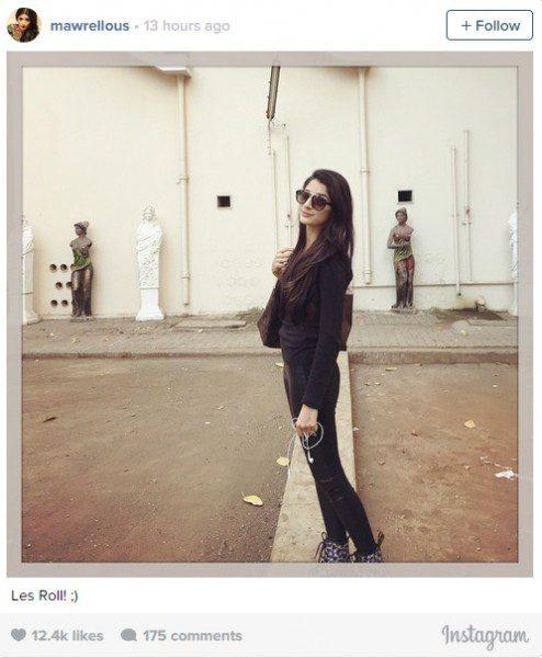 Mawra-Instagram-lets-roll