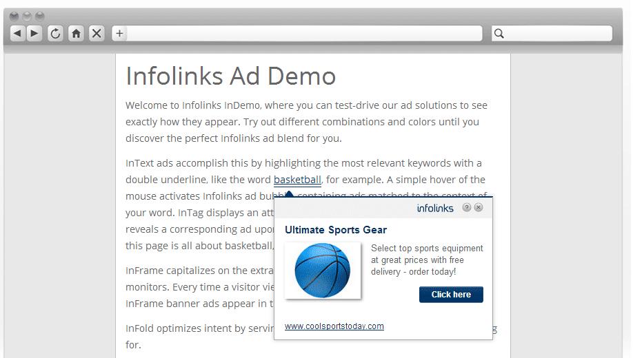 infolinks-InText