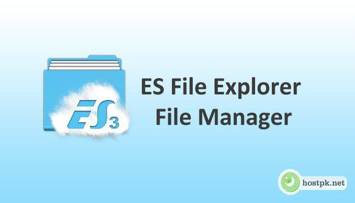 es file explorer full version apk