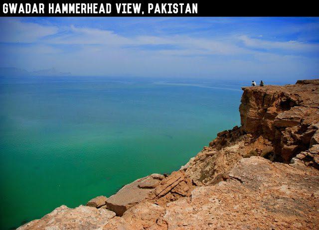 Gwadar Hammerhead View