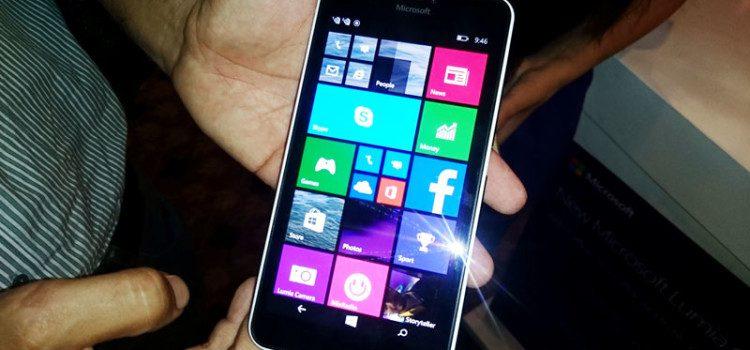 Microsoft Launch Lumia 640XL Dual SIM in Pakistan Soon