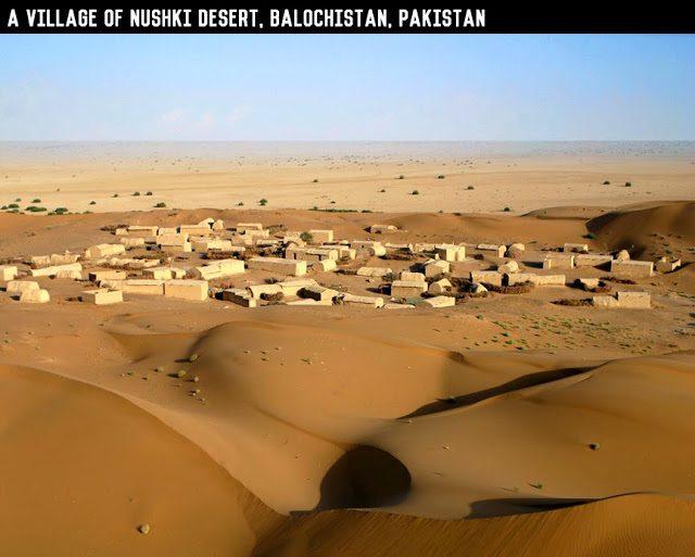 Nushki Desert