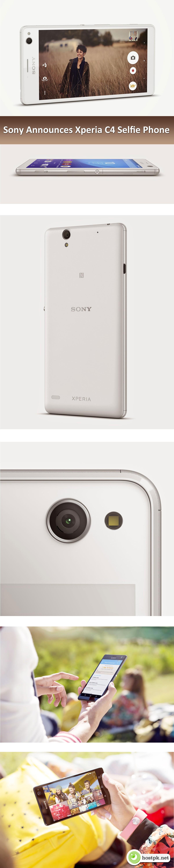 Sony Xperia C4 Selfie Phone Screenshots