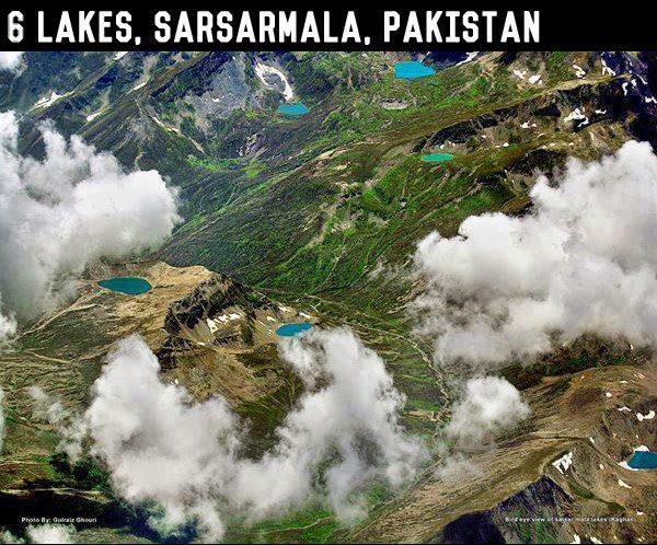sarsarmala 6 lake