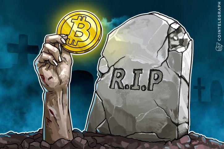 Bad News for Bitcoin Investors It drops below $9000